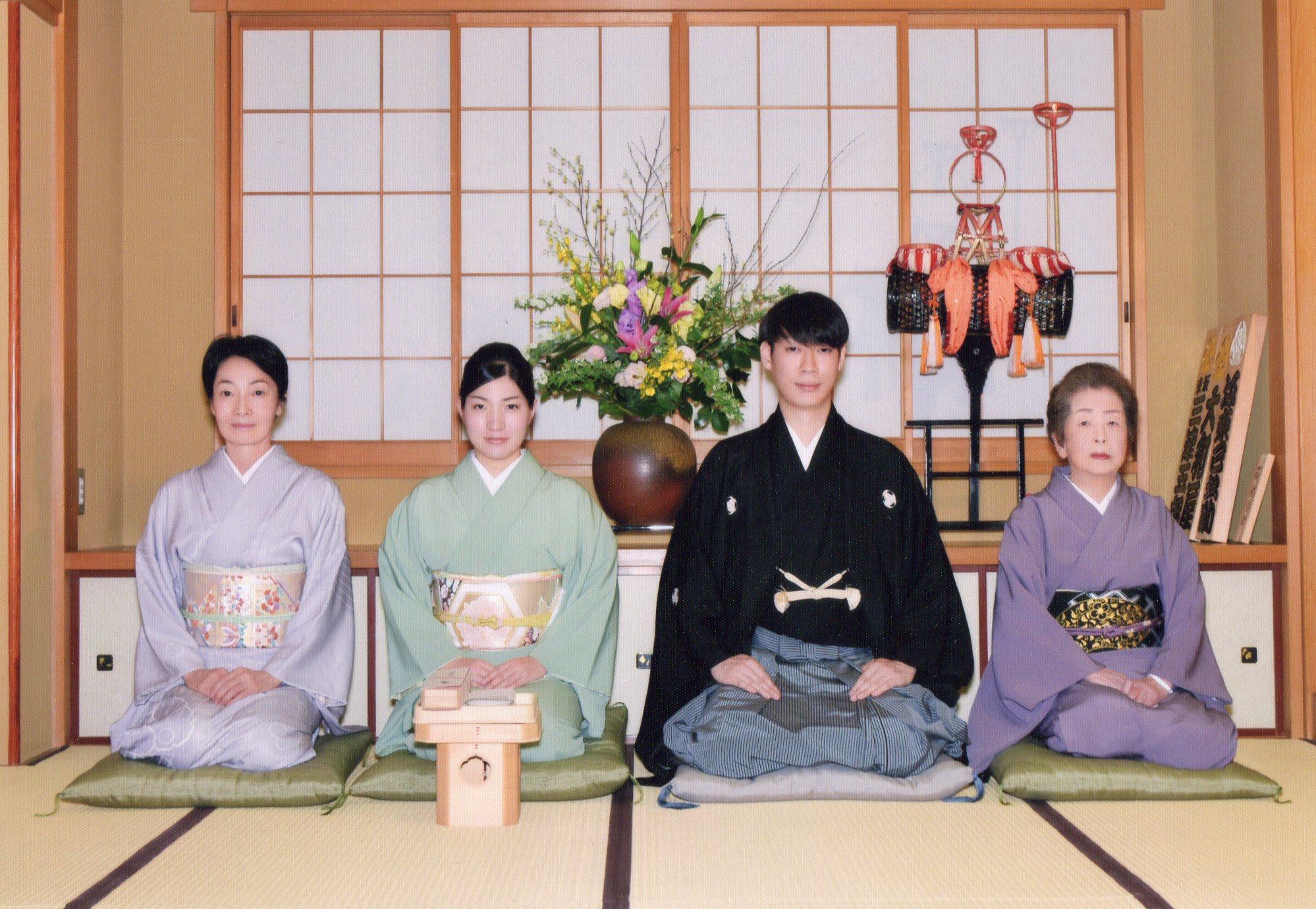 日本舞踊 体験レッスン8