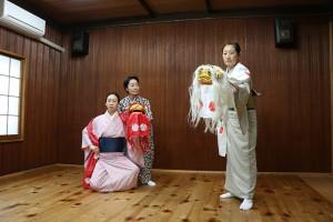 日本舞踊 教室の紹介2