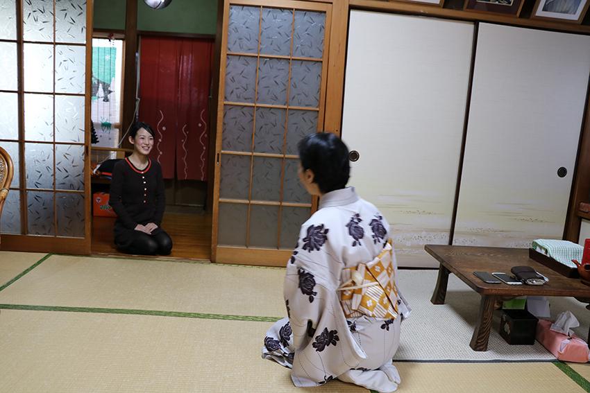 日本舞踊 体験レッスン1