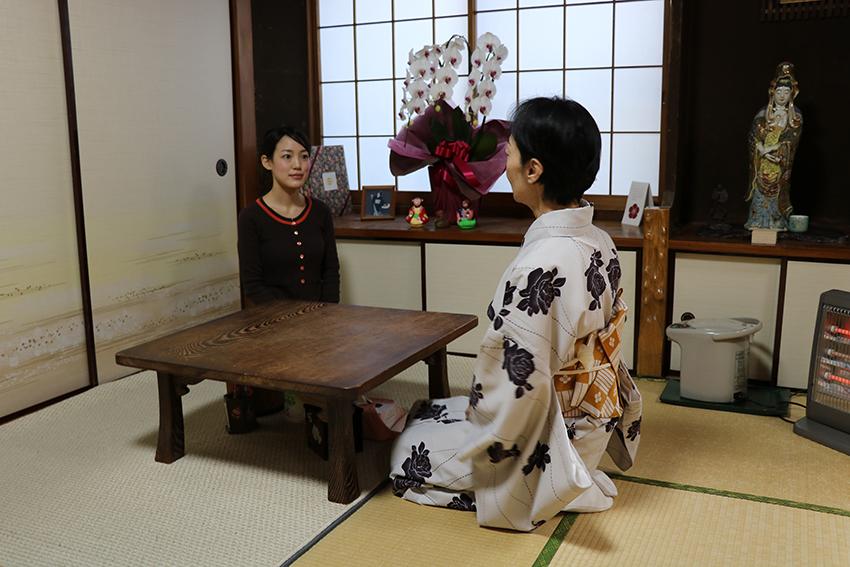 日本舞踊 体験レッスン2